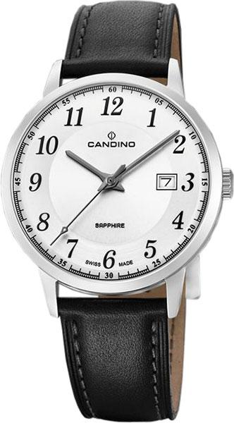 цена Мужские часы Candino C4618_1 онлайн в 2017 году