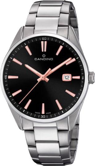 цена Мужские часы Candino C4621_4 онлайн в 2017 году