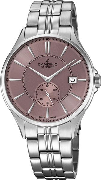 Швейцарские мужские часы в коллекции Classic Мужские часы Candino C4633_3 фото