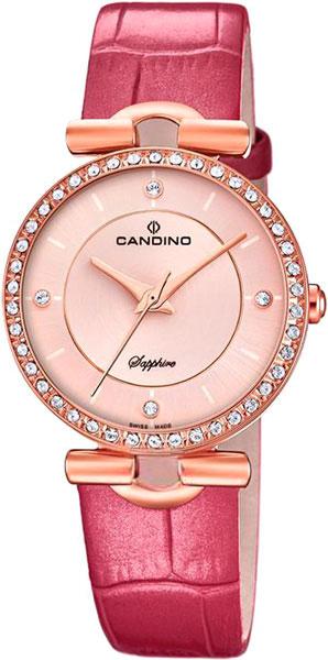 Швейцарские женские часы в коллекции Elegance Женские часы Candino C4674_1 фото