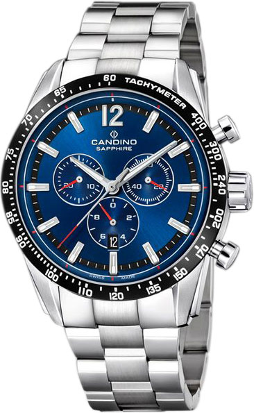 цена Мужские часы Candino C4682_2 онлайн в 2017 году