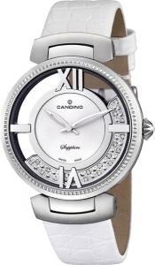 Женские часы Candino C4554_2 Мужские часы Romanson TL0393MW(WH)