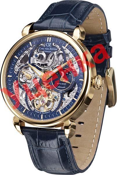 Мужские часы Carl von Zeyten CVZ0005GBL-ucenka