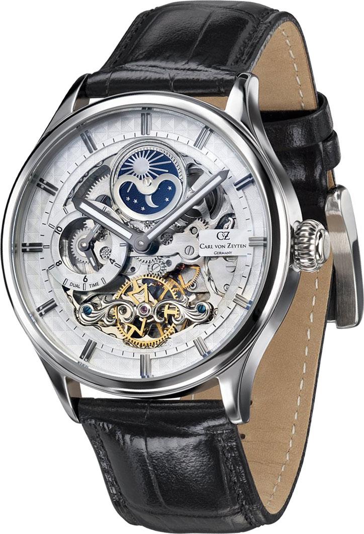 Мужские часы Carl von Zeyten CVZ0008WH