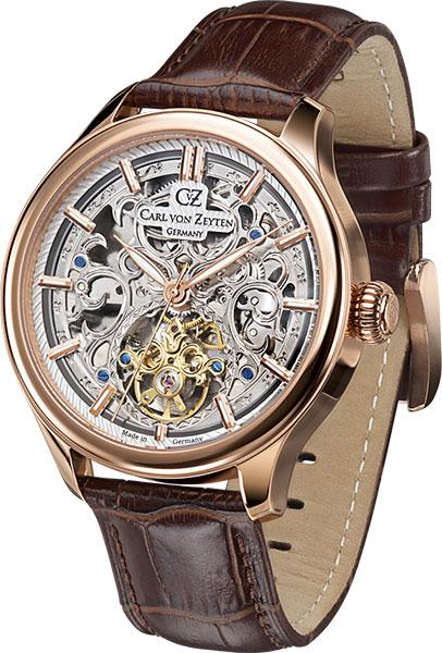 Мужские часы Carl von Zeyten CVZ0014RSL