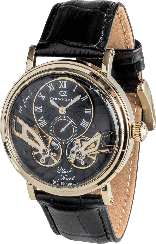 Мужские часы Carl von Zeyten CVZ0017GBK