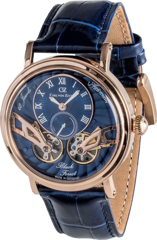 Мужские часы Carl von Zeyten CVZ0017RBL
