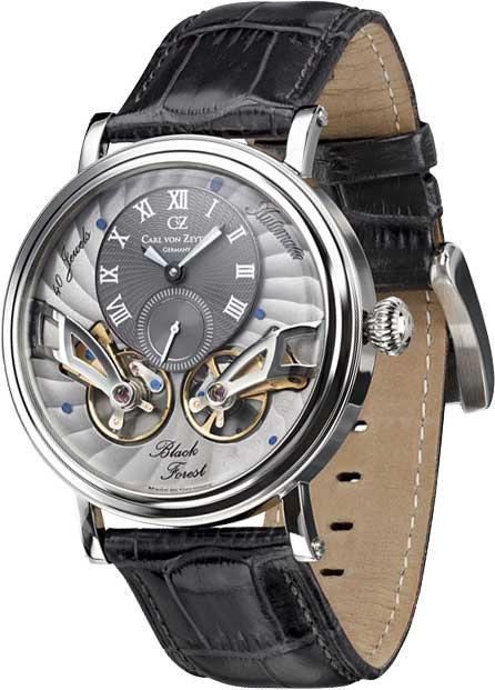 Мужские часы Carl von Zeyten CVZ0017SGY