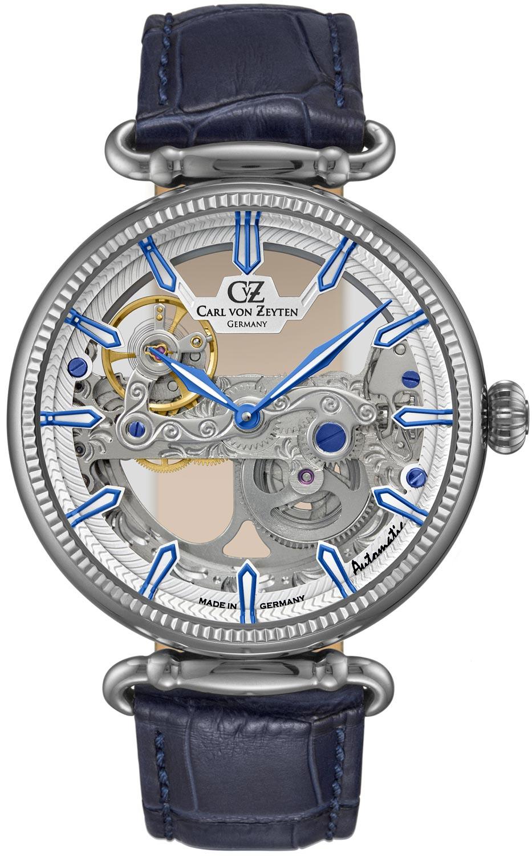 Мужские часы Carl von Zeyten CVZ0031WH