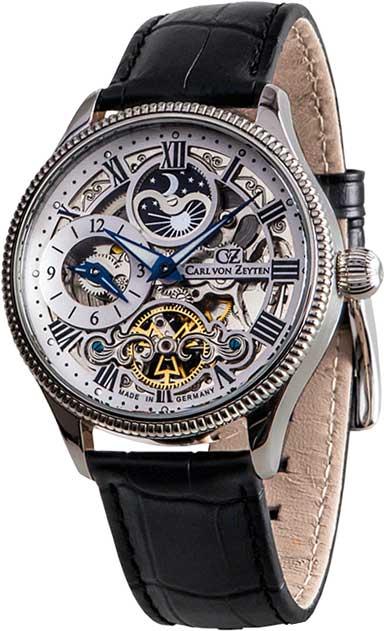 Мужские часы Carl von Zeyten CVZ0034WH