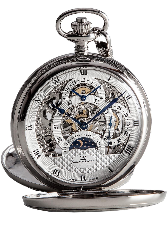 Мужские часы Carl von Zeyten CVZ0038SL