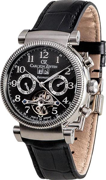Мужские часы Carl von Zeyten CVZ0049GY