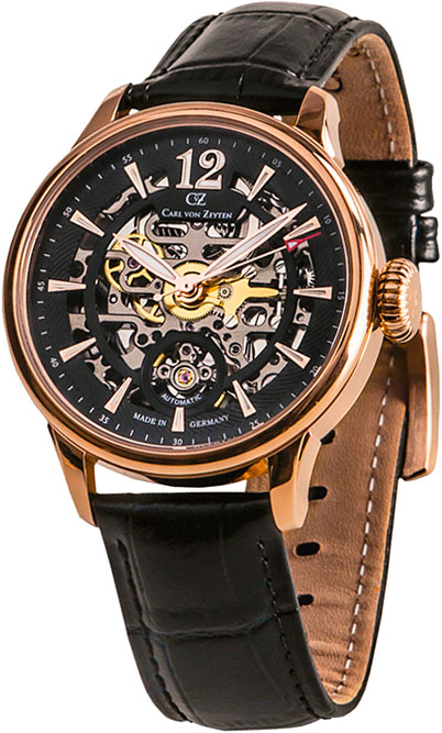 Женские часы Carl von Zeyten CVZ0051RBK