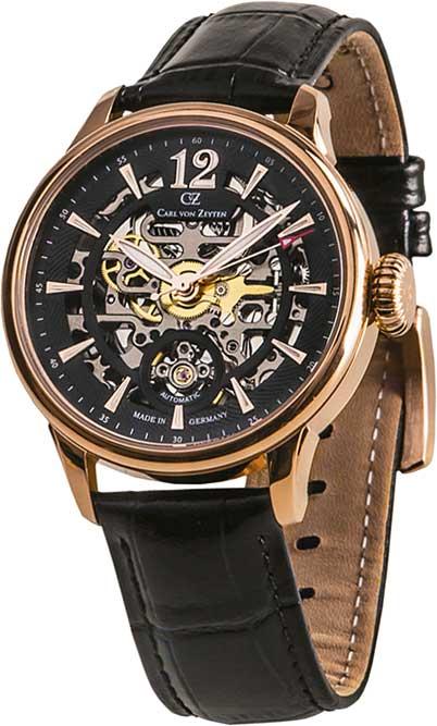 Мужские часы Carl von Zeyten CVZ0051RBK