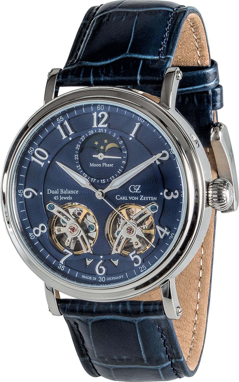 Мужские часы Carl von Zeyten CVZ0054BL
