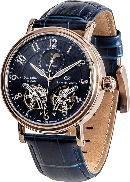 Мужские часы Carl von Zeyten CVZ0054RBL