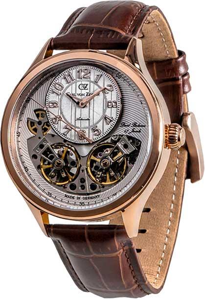 Мужские часы Carl von Zeyten CVZ0055RWH