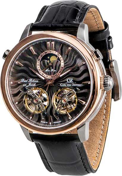 Мужские часы Carl von Zeyten CVZ0056BK