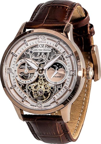 Мужские часы Carl von Zeyten CVZ0058RWH