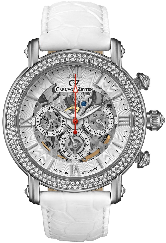 Женские часы Carl von Zeyten CVZ0062WH