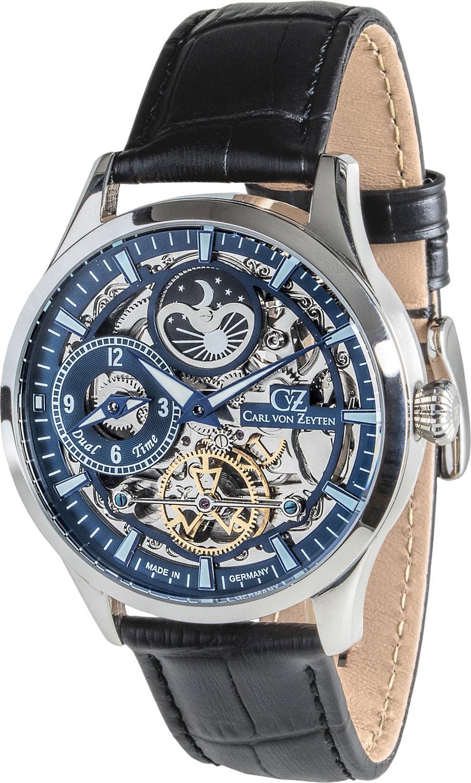 Мужские часы Carl von Zeyten CVZ0063BL