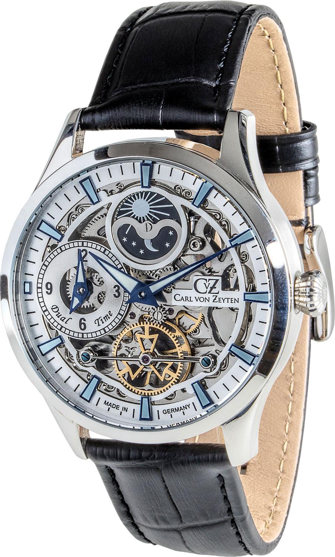 Мужские часы Carl von Zeyten CVZ0063SL