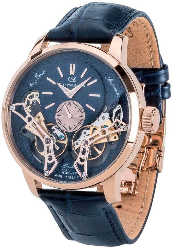 Мужские часы Carl von Zeyten CVZ0064RBL