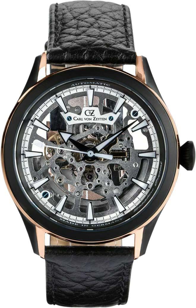 Мужские часы Carl von Zeyten CVZ0065RBK