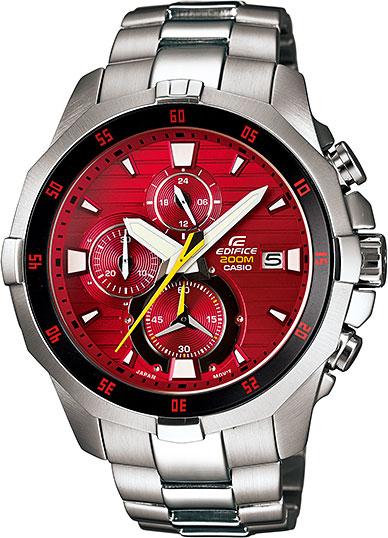 Мужские японские наручные часы в коллекции Chronograph Casio Edifice