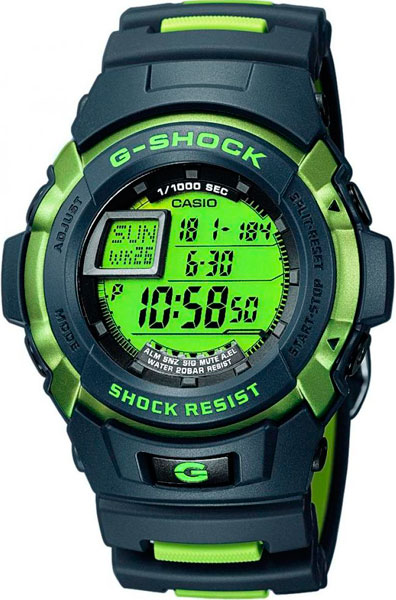 Мужские японские наручные часы в коллекции Radio Controlled Casio G-SHOCK AllTime.RU 5990.000
