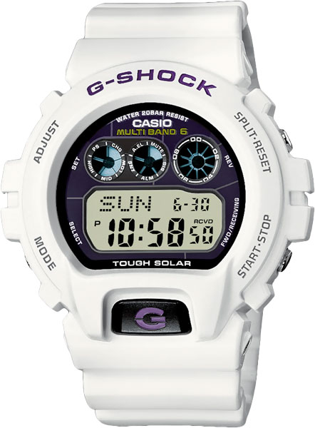 Мужские японские наручные часы в коллекции Radio Controlled Casio G-SHOCK AllTime.RU 8190.000