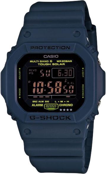 Мужские японские наручные часы в коллекции Radio Controlled Casio G-SHOCK AllTime.RU 7890.000