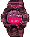 ������� �������� �������� ���� Casio G-SHOCK � ��������� S-series, ������ GMD-S6900CF-4E