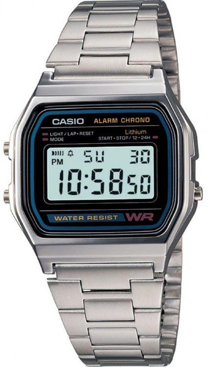 Часы Casio W 753 Инструкция
