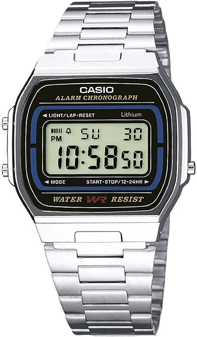 Мужские часы Casio A-164WA-1
