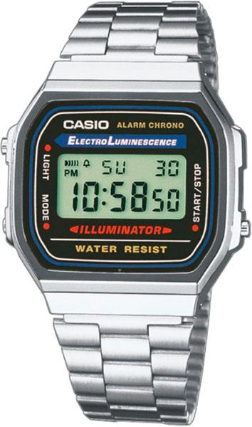 Мужские часы Casio A-168WA-1