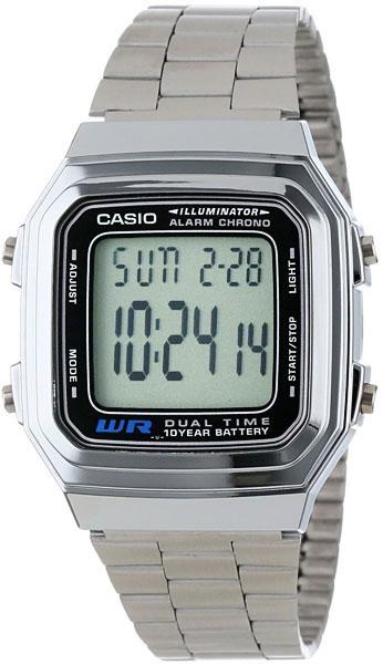 Мужские часы Casio A-178WA-1