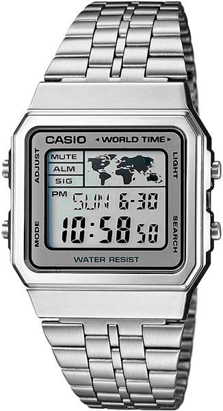508081db Наручные часы Casio Collection A-500WEA-7E — купить в интернет ...