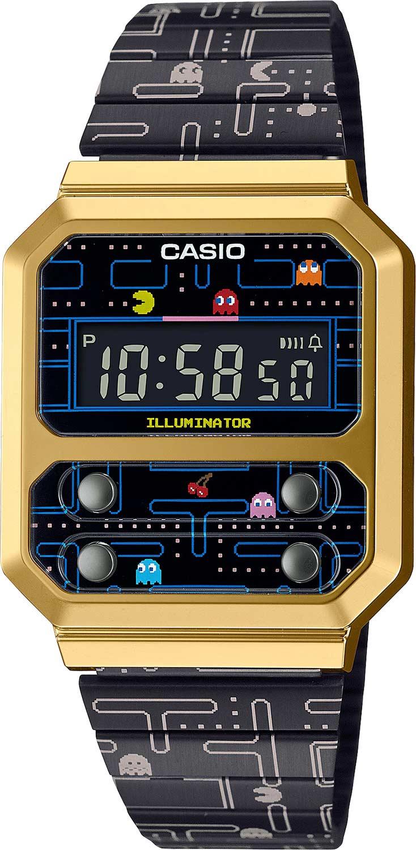 Мужские часы Casio A100WEPC-1BER