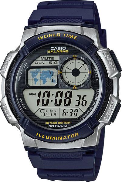 Мужские часы Casio AE-1000W-2A