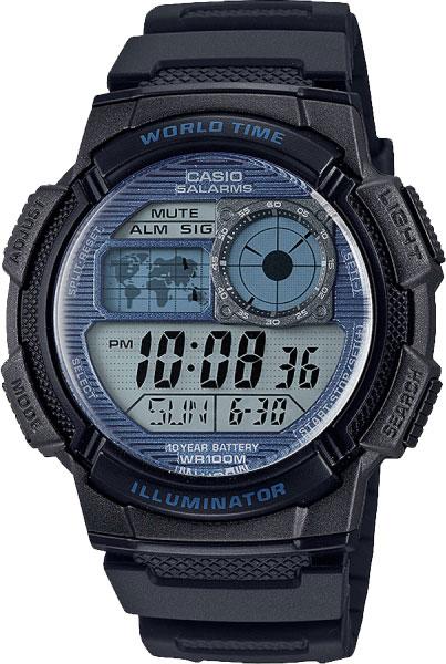 Мужские часы Casio AE-1000W-2A2VEF