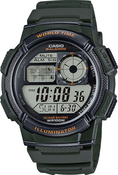 Мужские часы Casio AE-1000W-3A все цены