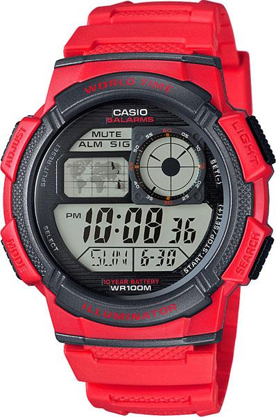 цена на Мужские часы Casio AE-1000W-4A