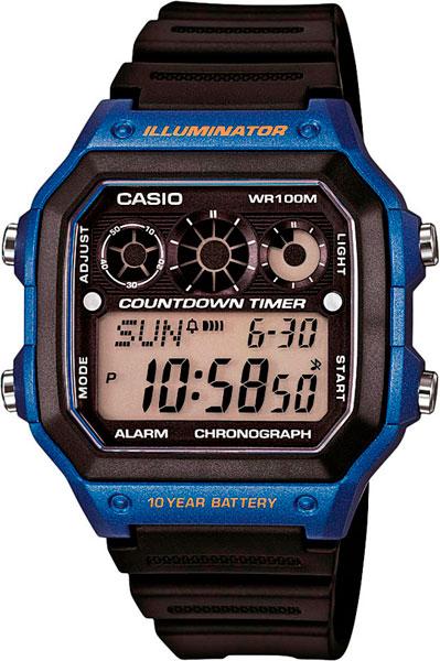 цена на Мужские часы Casio AE-1300WH-2A