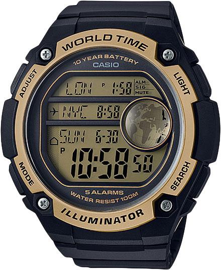 Мужские часы Casio AE-3000W-9A мужские часы casio ae 1000w 4a