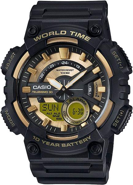 Мужские часы Casio AEQ-110BW-9A все цены