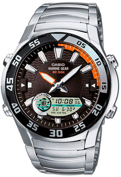 Мужские часы Casio AMW-710D-1A casio casio amw 710 1a