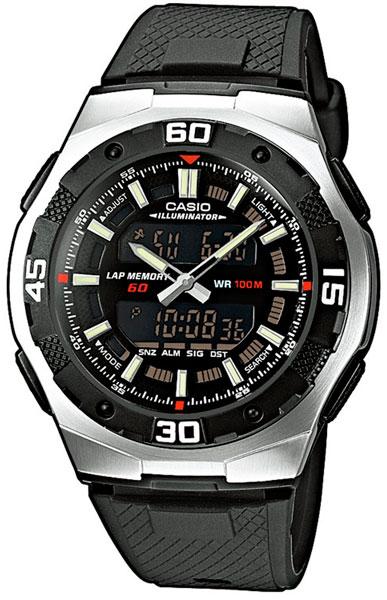 Мужские часы Casio AQ-164W-1A мужские часы casio aq 164w 1a