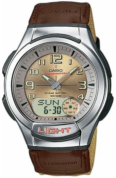 Мужские часы Casio AQ-180WB-5B casio aq 180wb 5b