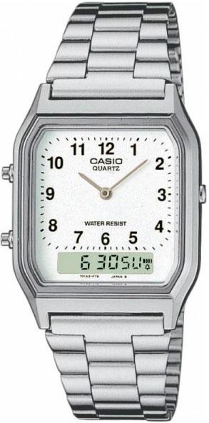 Мужские часы Casio AQ-230A-7B цена